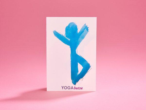 Gutschein Yogabutze No. 1
