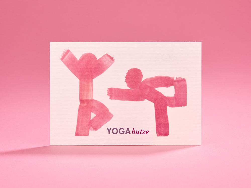 Gutschein Yogabutze No. 2